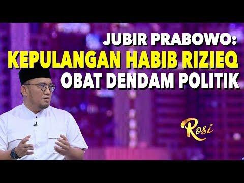 Jubir Prabowo: Kepulangan