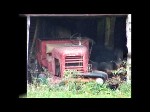 Barn Finds In Northern Ontario Ford Truck Tractors And