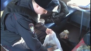 Хабаровчанин вез домой из Амурской области крупную партию наркотиков.MestoproTV