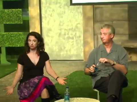 Frans de Waal Creativity Conversation with Ariel de Man and Leslie Taylor