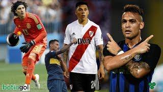 ¿Memo OCHOA a BOCA? + Triunfo 4-2 al DIM + SPORTING LISBOA quiere a ENZO PÉREZ + Gol de LAUTARO