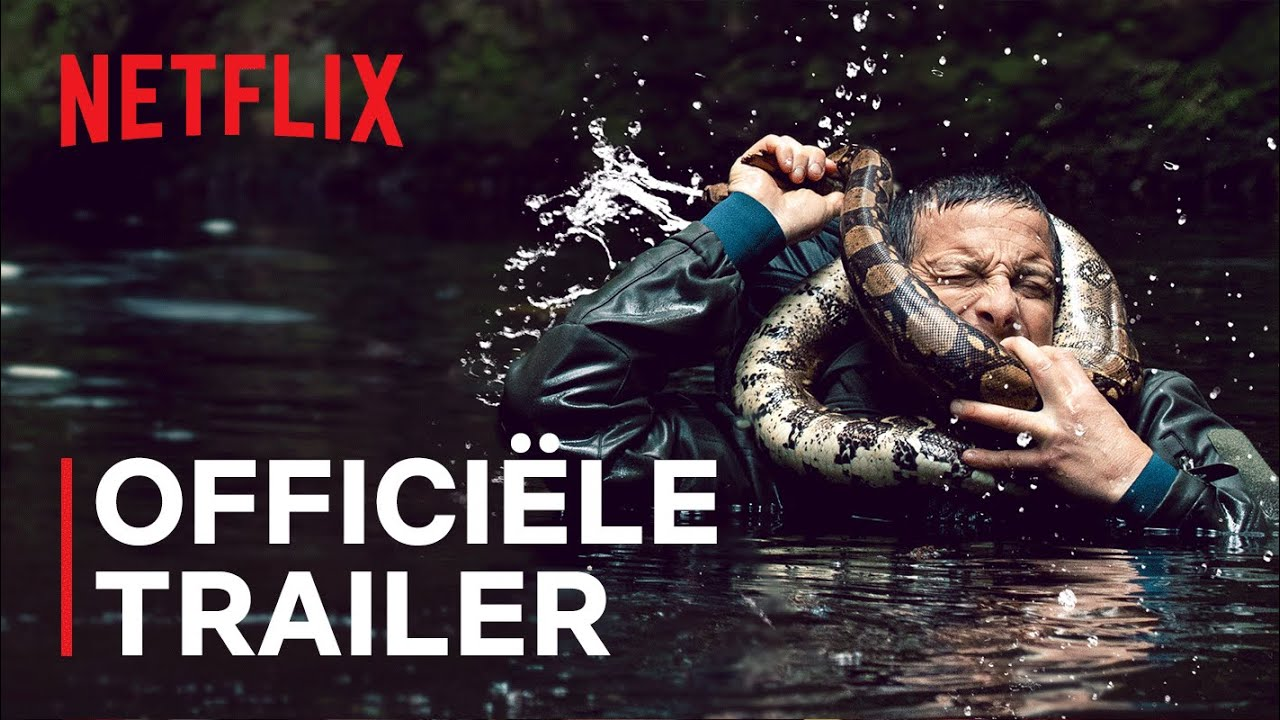 Animals on the Loose: A You vs. Wild Interactive Movie   Officiële trailer   Netflix