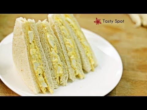 Egg Mayonnaise Sandwitch - Recipe#3