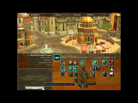 WN - age of empires 3 card hack
