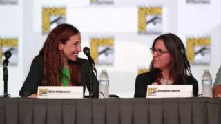 SDCC 2013 Beauty and the Beast BATB Jennifer Levin and Sherri Cooper Thumbnail
