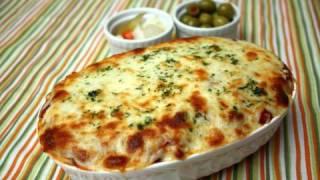 Cheese Oven Spaghetti (치즈 오븐 스파게티)