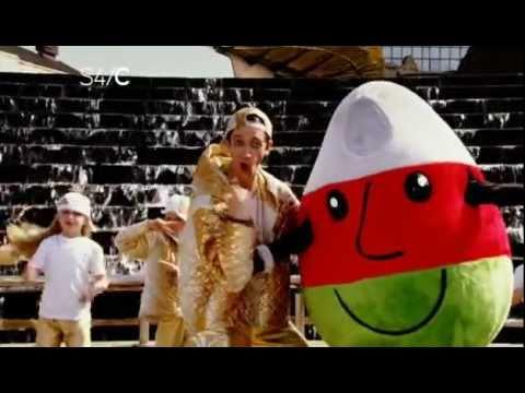 Mistar Urdd a Rapsgaliwn (Eisteddfod yr Urdd 2011 ar S4C)