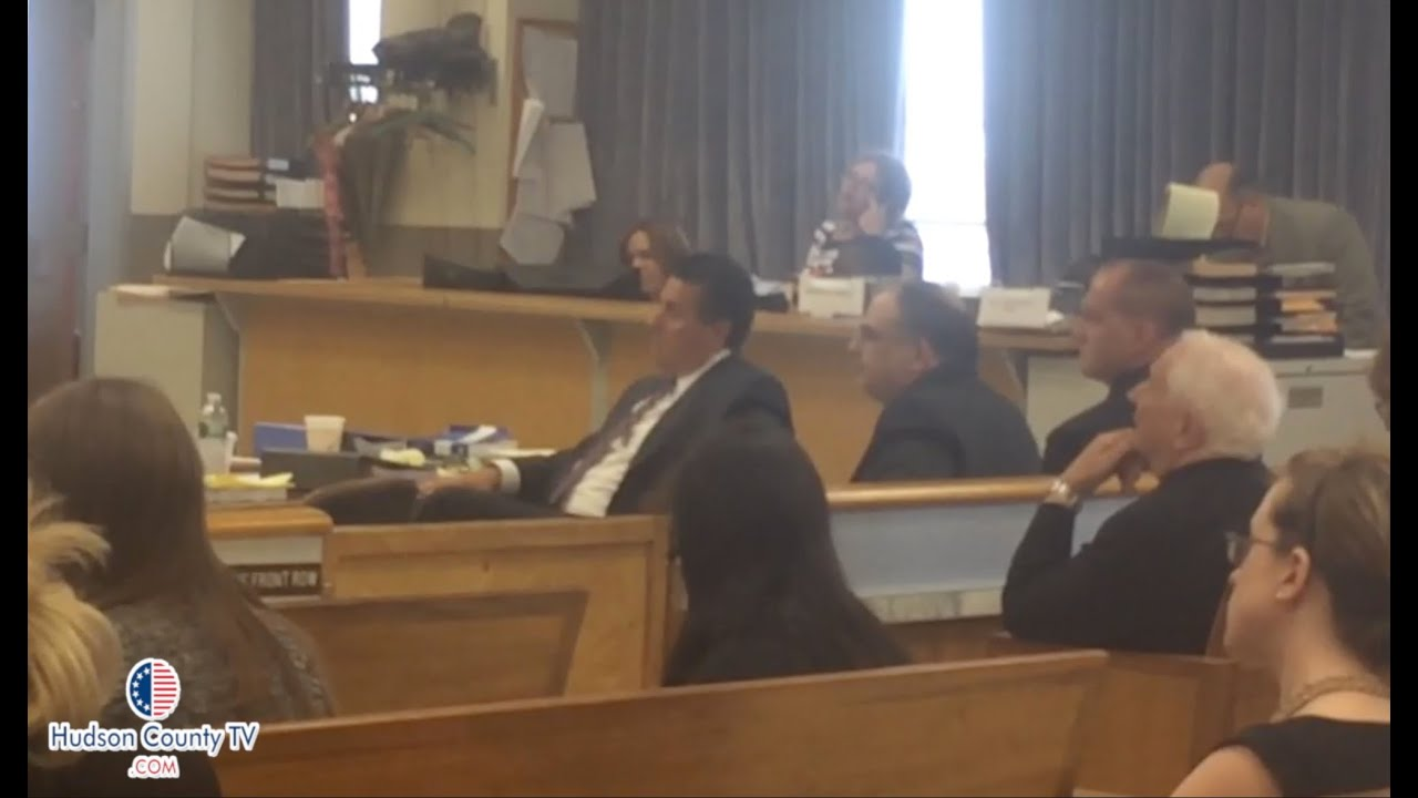 North Bergen DPW workers answer to indictment charges