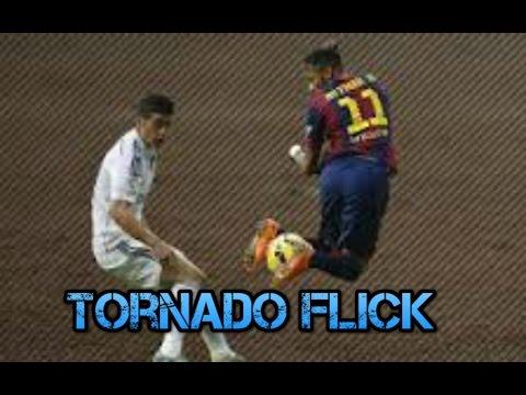 Football Tutorial #2: Tornado Flick