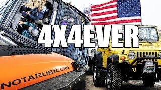 4x4Ever Jeep Commercial NotARubicon Style