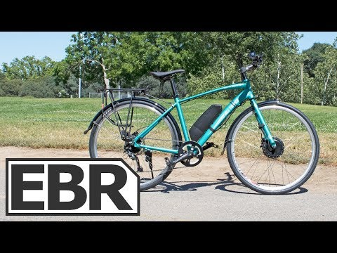 Clean Republic Hill Topper City Ultra Video Review - $1.1k Affordable Conversion Ebike