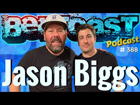 Bertcast # 388 - Jason Biggs & ME