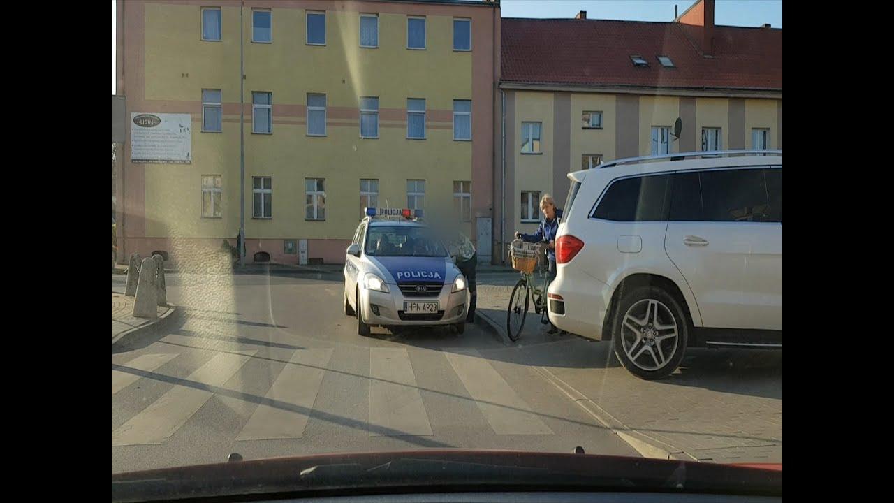 NDG.: Mega mistrz parkowania. Biały mercedes, i natychmiastowa kara. – 16.10.2017