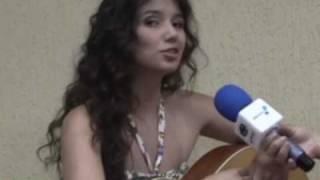 Paula Fernandes entrevista  - Fernanda Passos - Just TV