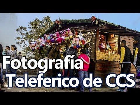 El Avila teleferico de caracas - Blog y algunas fotos