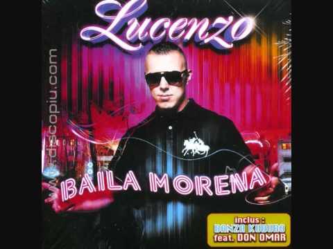 musique lucenzo baila morena
