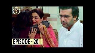 Aangan Episode 20 - Top Pakistani Drama
