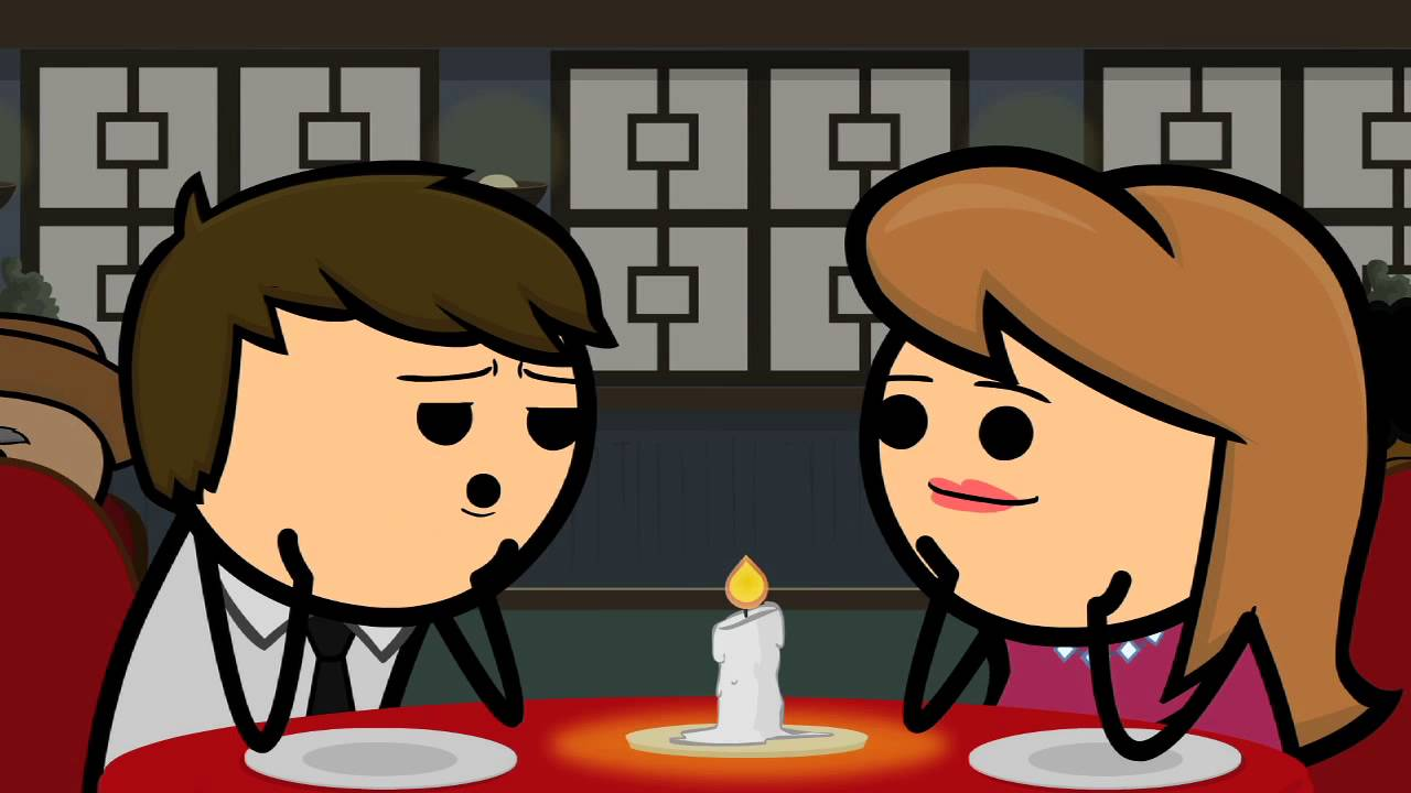 Le Telepathé Cyanide Happiness Shorts