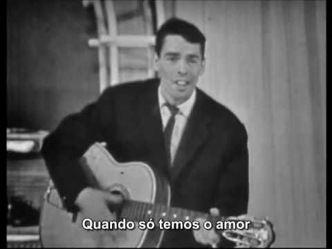 Jacques Brel - Quand On n'a Que L'Amour (legendas em português)