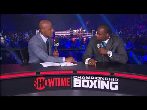 Showtime Interview - Adonis Stevenson