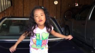 Talented girl singa GDFR (going down for real kidzbop version)