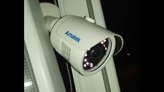 ip камера Amatek. Обзор, не записывает на SD карту(флешку).