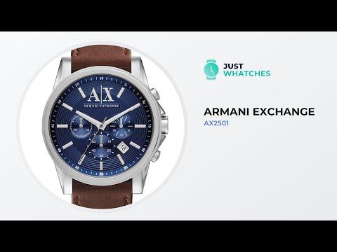 Slick Armani Exchange AX2501 Men Watches Full Specs, Honest In 360, Features