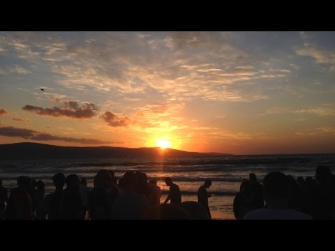 Waiting for the sunrise with CHRIS LIEBING @ CACAO BEACH (07.08.2015) Part 3