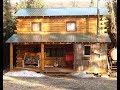 Alaska log cabin .........cabin #2