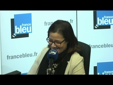 Meriem Derkaoui invitée de France Bleu Matin