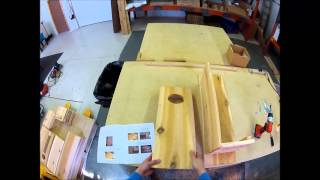 Wood Duck Nest Box Assembly - Putting Together Your Original Wood Duck Shack