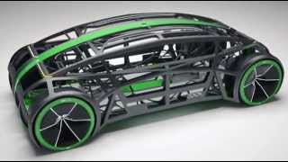 Zoox - Tim Kentley-Klay on the self-driving electric car a new car design for autonomous vehicles