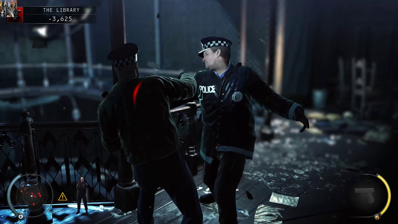 Hitman Absolution V1 0 447 Trainer Gameplay Youtube