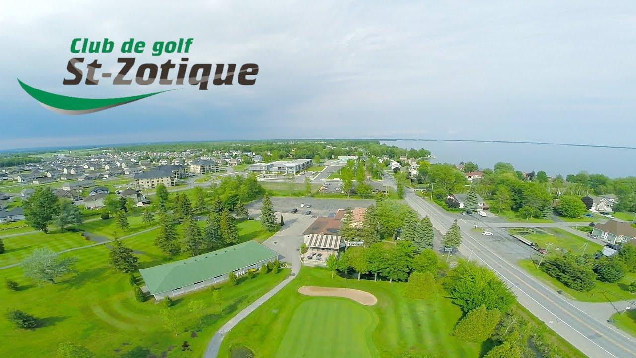 Le club de golf Saint-Zotique - YouTube