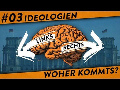 POLITISCHE IDEOLOGIEN - Was Bedeutet Links/rechts Und Woher Kommt Das?   S/E #03