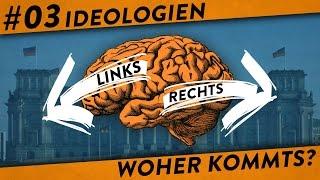 POLITISCHE IDEOLOGIEN - Was bedeutet links/rechts und woher kommt das? | S/E #03