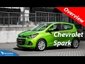 Quick Overview: 2016 Chevy Spark @ Eagle Ridge GM in Coquitlam