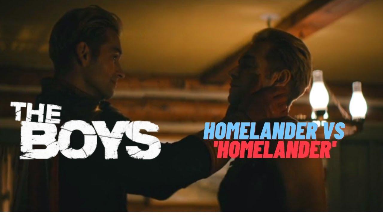Download Homelander vs 'Homelander' | The Boys Season 2 Clip