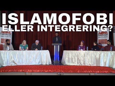 Dialogmøte: Islamofobi Eller Integreringspolitikk? | Fahad Qureshi, Aina Stenersen, Lars Gule M.fl.