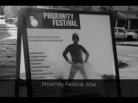 Perth Artists S01E11: Proximity Festival 2014