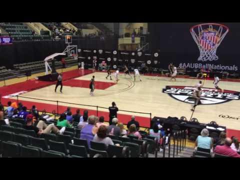 Ohio Unity 16U AAU Nat Champ Bracket #2 vs BABC