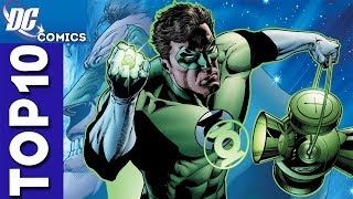 Top 10 Hal Jordan Moments From Green Lantern: The Animated Series #2