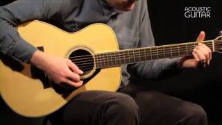 Yamaha LS6 Review from Acoustic Guitar