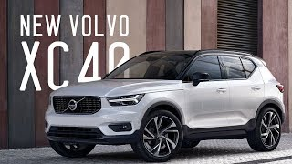 Кроссовер По Подписке/Volvo Xc40 2018/Мировая Премьера/Эксклюзив