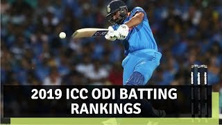 2019 ICC ODI Batting Rankings | Sports wiki
