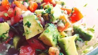 Салат из авокадо. Авокадо афродизиак!!?
