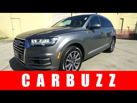 2017 Audi Q7 UNBOXING Review - BMW Doesn