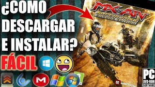 Descargar MX vs ATV Supercross Encore Edition para PC FULL En Español (Paso a Paso)