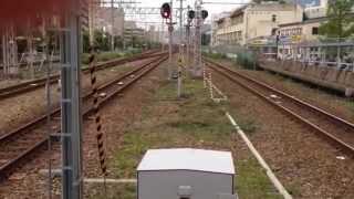 【乗り換え】岩屋駅・灘駅 阪神電鉄からJR神戸線