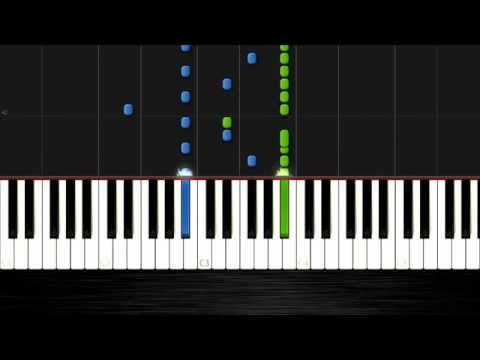 Avicii  The Nights  Piano Tutorial  PlutaX  Synthesia